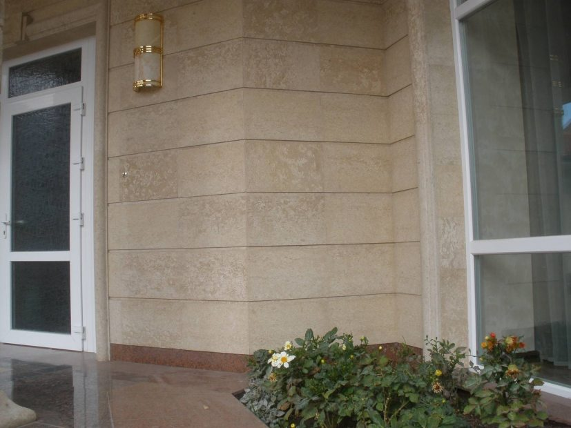 Фасады из гранита - 4