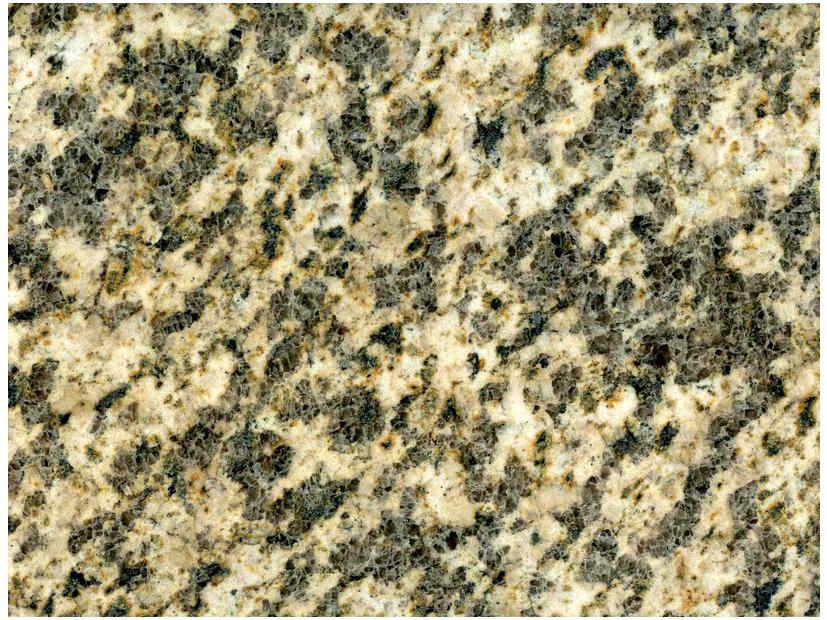 Гранит Tiger Skin Yellow - 1