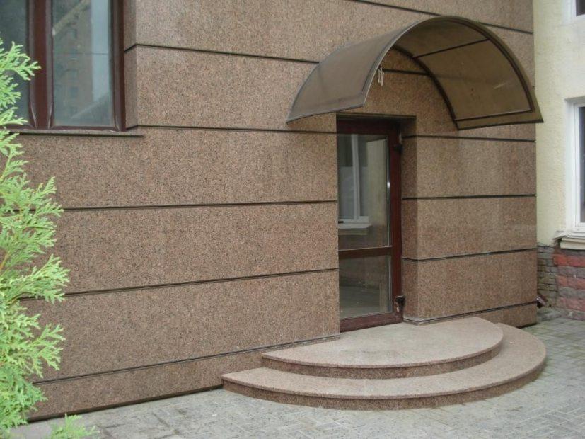 Фасады из гранита - 2
