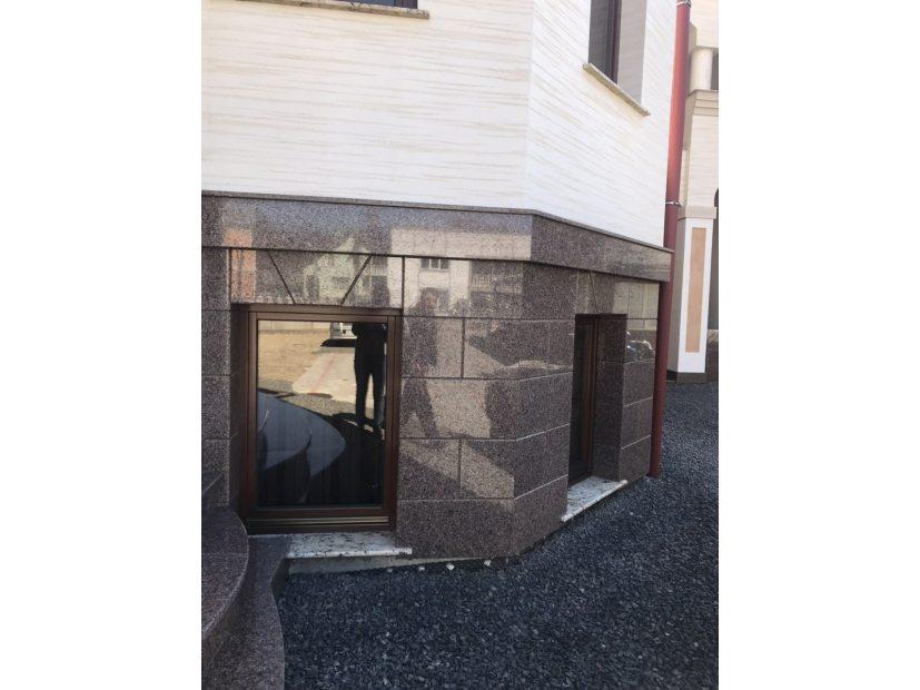 Фасады из гранита - 7