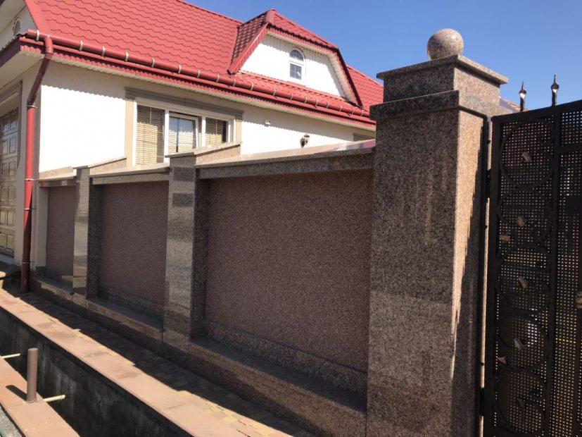 Фасады из гранита - 8