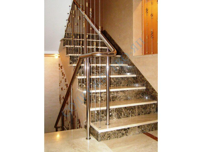 Лестницы и ступени из мрамора - 2