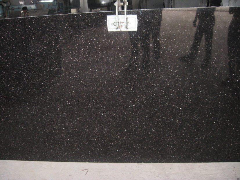 Гранит Black Galaxy - 2