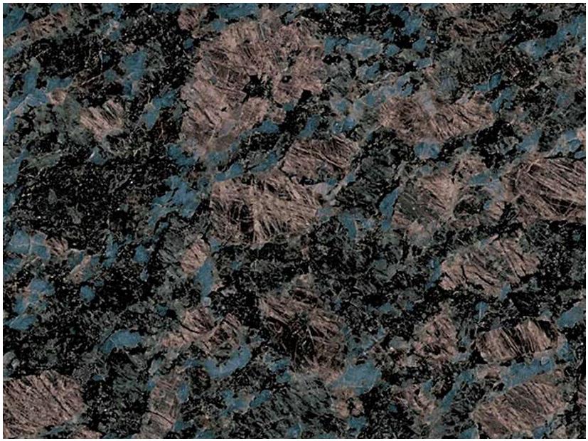 Гранит Sapphire Blue - 1
