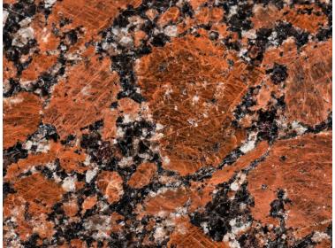 Червоний граніт - Капустинський граніт
