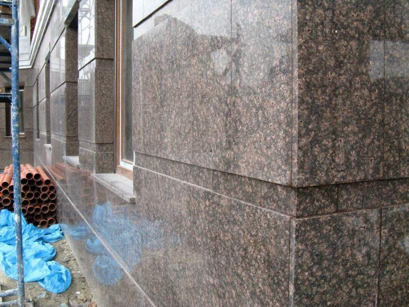 Фасади з граніту - 5