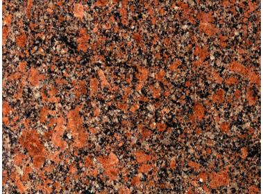 Червоний граніт - Новоданиловский граніт
