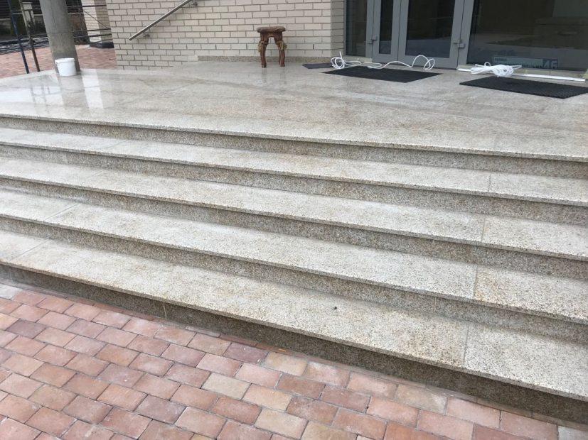 Лестницы и ступени из гранита - 3