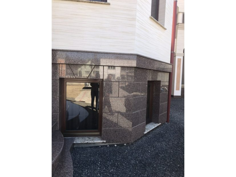 Фасади з граніту - 7
