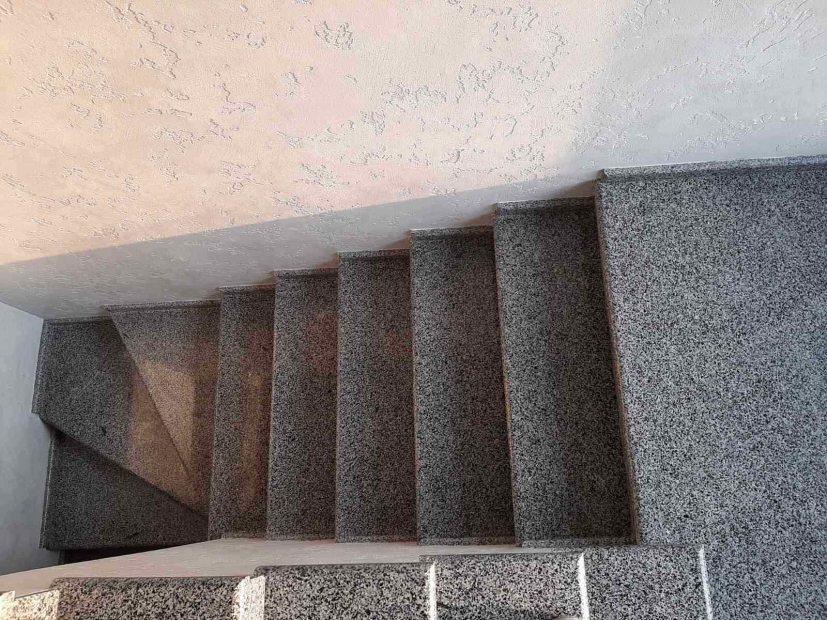 Лестницы и ступени из гранита - 31