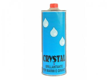 Уход за камнем - средство для придания блеска CRYSTAL
