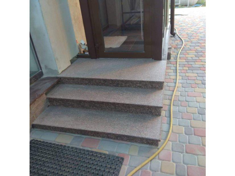 Лестницы и ступени из гранита - 26