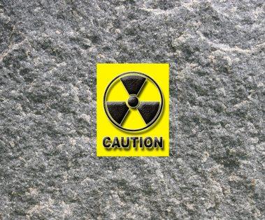 Какова радиоактивность гранита?