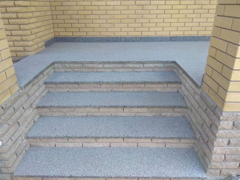 Лестницы и ступени из гранита - 13